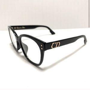 Christian Dior DIORCD1F 807 Eyeglasses New